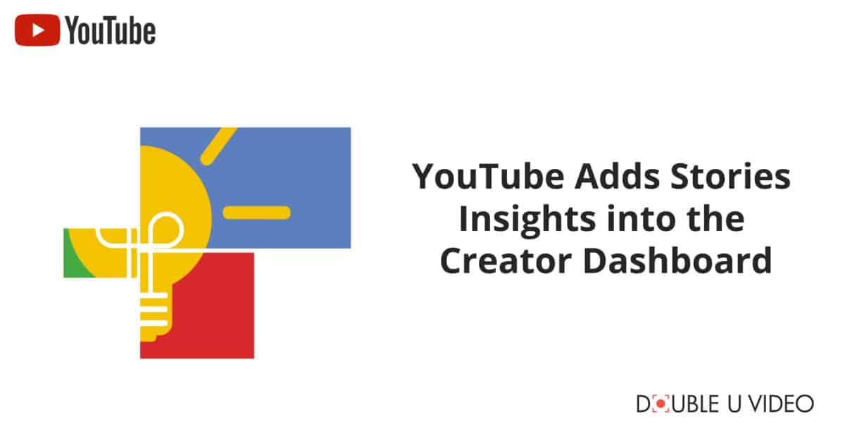YouTube Adds Stories Insights on Its Creator Dashboard